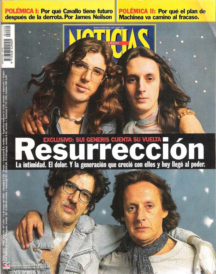 Sui Generis - Noticias de la Semana 2000