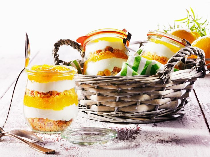 orangen trifle rezept rezepte und trifles. Black Bedroom Furniture Sets. Home Design Ideas