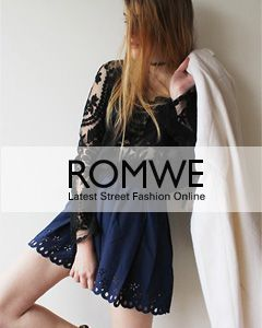 Romwe--Latest High Street Fashion Online #onlineshopping #fashionstore #onlinestore #onlinefashionstore #workdress #dress #classyfashion #classy #womanwardrobe #womancloset #fashion #stylish #fashionista #officedress #womanapparel #womanaccessories #womanjewelry #handmadejewelry #statementnecklace #handmadeaccessories #jewelrystore #onlinejewelrystore #jewelryshop #onlinejewellerystore #jewelrydesigner #classy #vintage #vintagefashion #highstreetlabel #highstreetjewelry #highstreetfashion