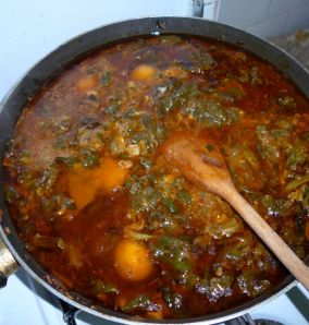 """Cooking """"Acquacotta"""" with Isolda. #maremma #tuscany #food #prodottitipici #localproducts"""
