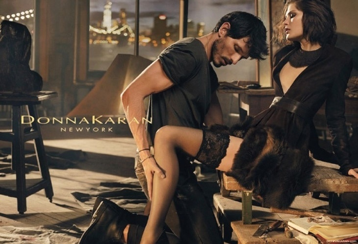 Donna Karan New York F/W 2013 AD Campaign. Photography by Mikael Jansson