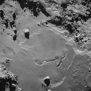 GOTN: Το διαστημικό σκάφος Rosetta της ESA προσεδαφίστηκ...
