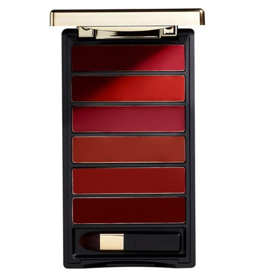 L'Oreal Color Rich Lip Palette Red