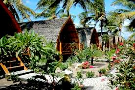 amazing honeymoon on gili trawangan home stay
