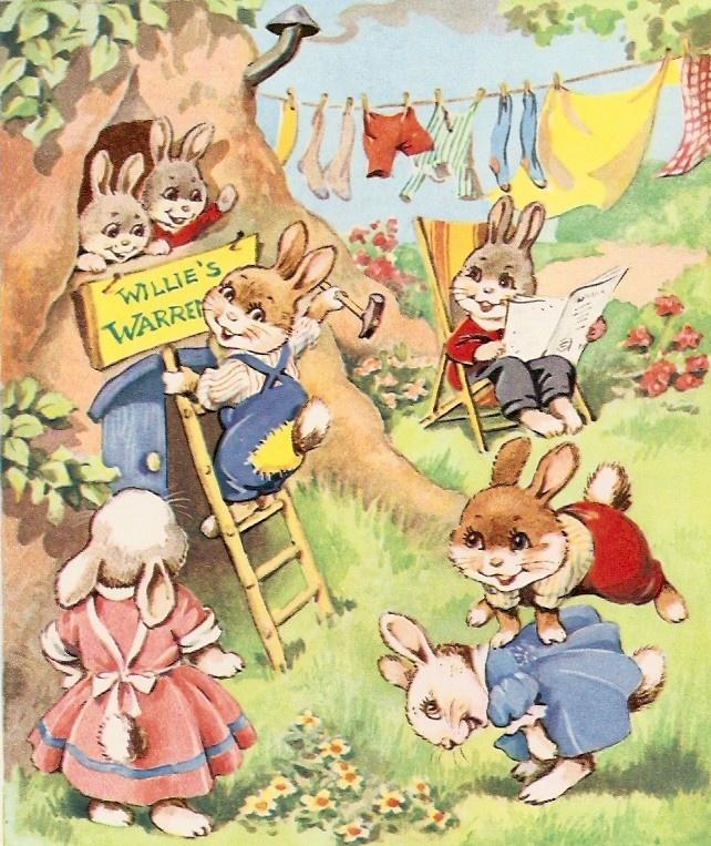 illustration by E.H. Davie