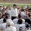 As Coach Gary Gaines in Friday Night Lights, chronicles the entire 1988 season of the Permian High Panthers of Odessa, Texas.