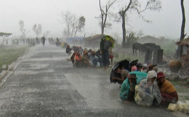 The first cyclone in 2008 to hit the northern Indian Ocean, Cyclone Nargis made landfall in Myanmar and devastated the Ayeyarwady Delta regi...