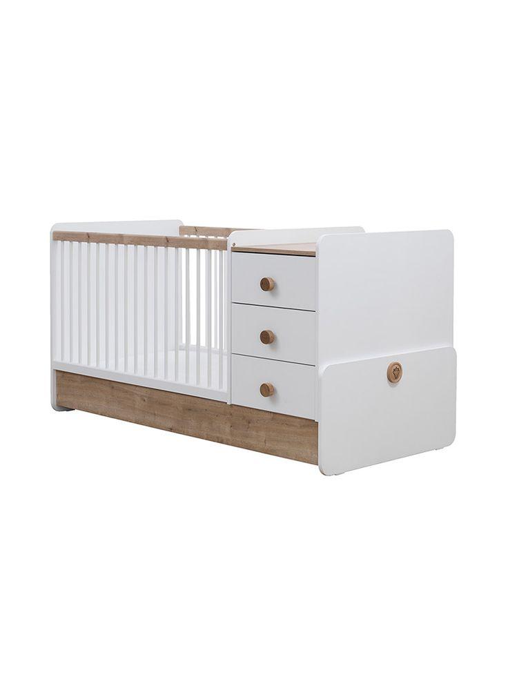 nature 4in1 convertible baby crib