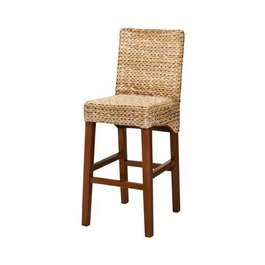 "30"" Andres Bar Stool - Honey"