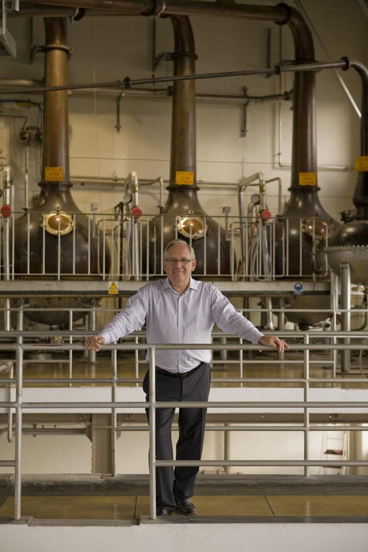 Desmond Payne, Beefeater Master Distiller
