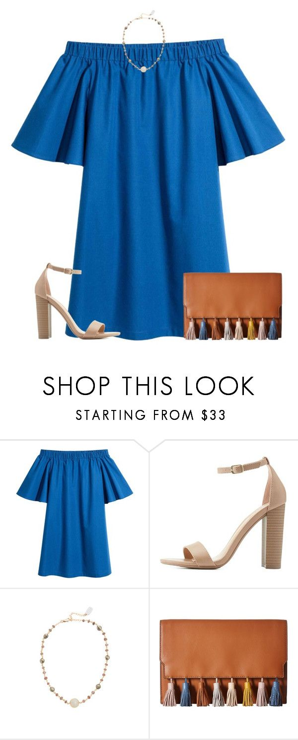 """back it up back it up"" by kaley-ii ❤ liked on Polyvore featuring Charlotte Russe, Ela Rae and Rebecca Minkoff"