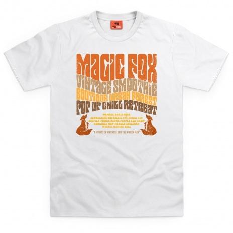 Daily Mash Magic Fox Festival T Shirt