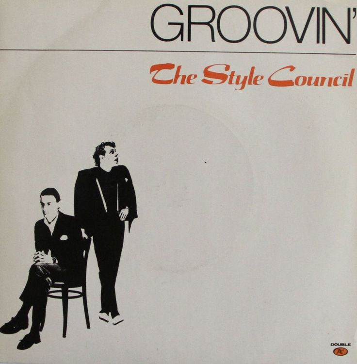 The Style Council - You're The Best Thing - Vinyl Clocks