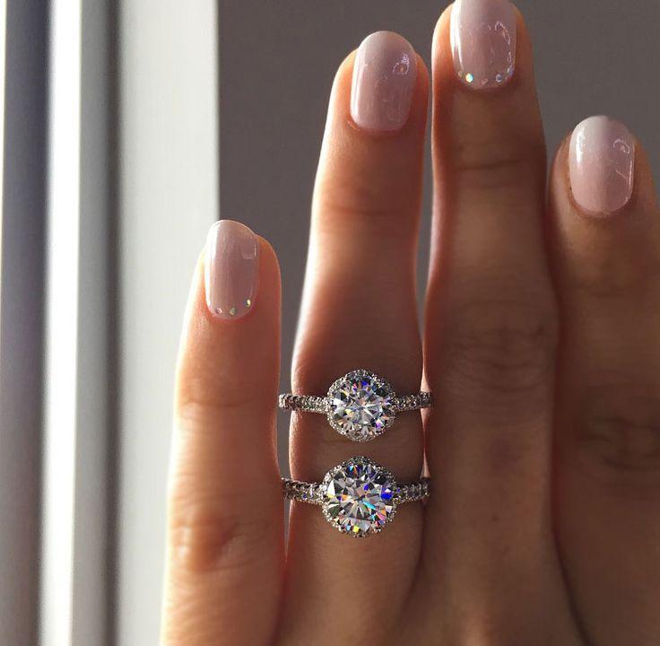255 best ~Engagement Ring Inspiration~ images on Pinterest | Diamond ...