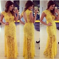 http://www.aliexpress.com/store/product/2014-Fashion-Sexy-Evening-Dress-yellow-Mermaid-lace-dress-Floor-Length-Open-Back-Celebrity-Dress-Prom/1393927_32230293758.html
