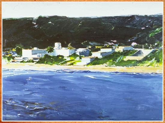 Armen Gasparian - Laguna Beach California Series