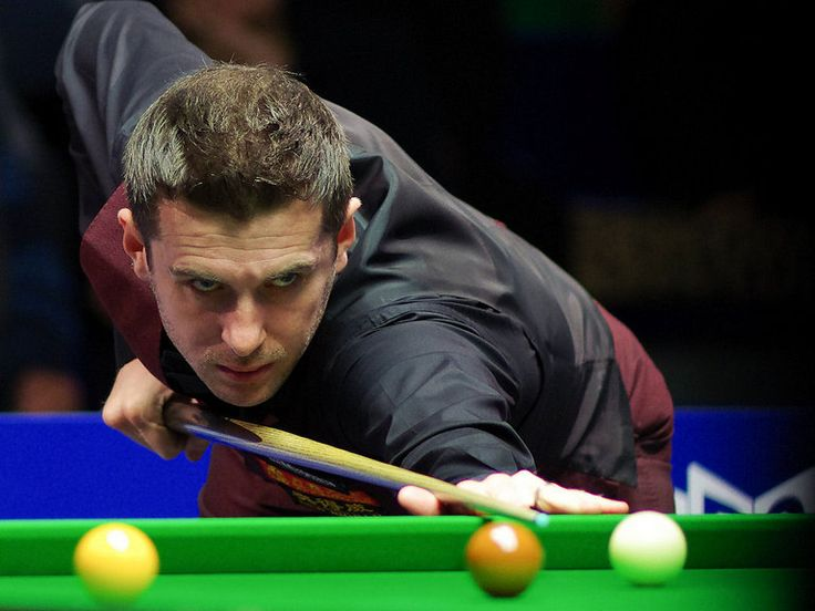 Selby happy Rocket is playing