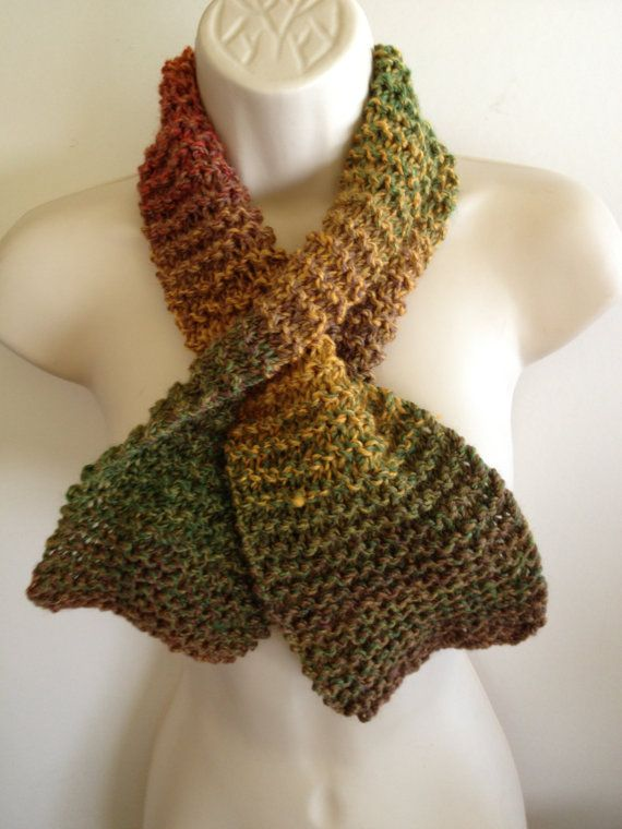 how to make an ascot scarf