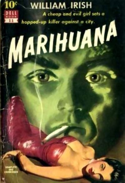 Anti Marijuana Reefer Madness Propoganda Advertisements | The Weed Blog