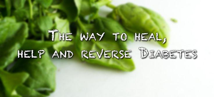 Diabetic-Diet-Guide.com - Heal & Reverse Diabetes naturally!