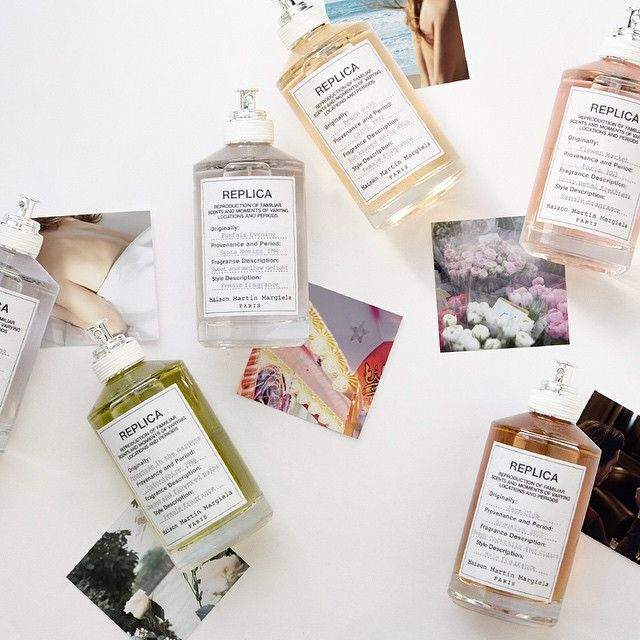 In the Maison Martin Margiela REPLICA collection, each bottle was inspired by a different memory. The fragrance notes are meant to elicit that memory's mood. Is there a scent that evokes a certain memory for you?