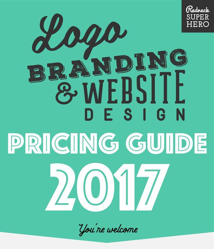 Logo Branding and Website Design Pricing Guide 2017