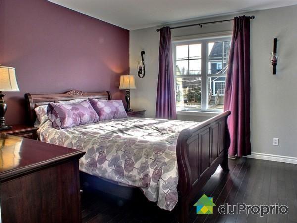 Chambre de rêve à voir à Bromont #DuProprio