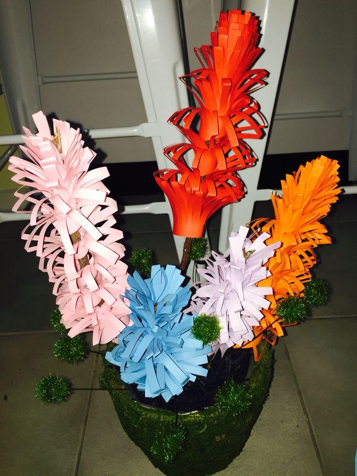 DIY simple flowers