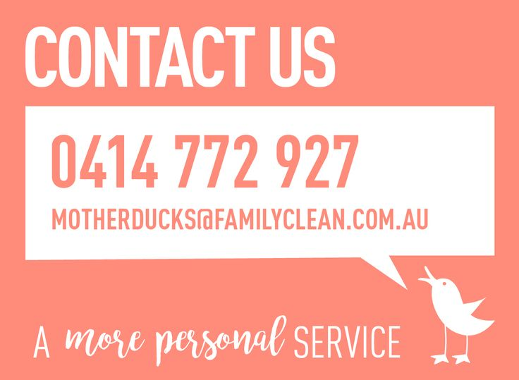 Family Clean.. Contact Us!