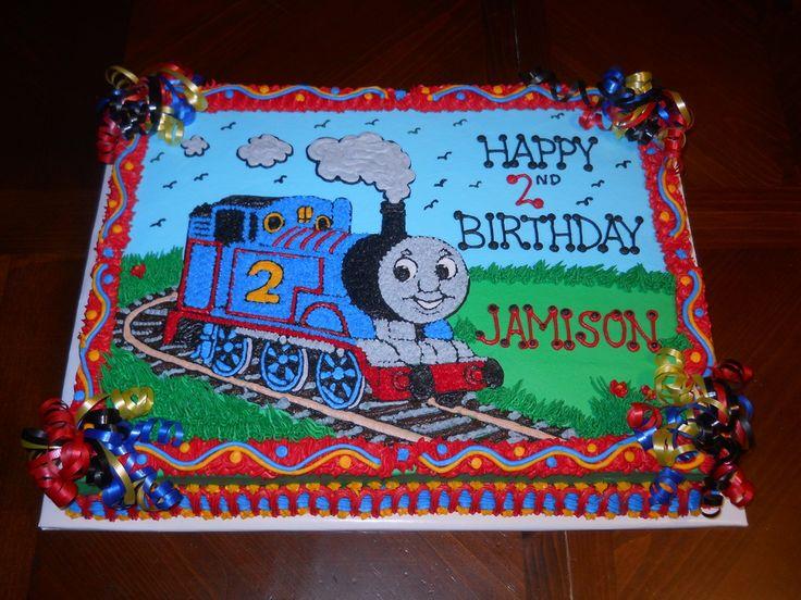 Best 25+ Thomas birthday cakes ideas on Pinterest Thomas ...