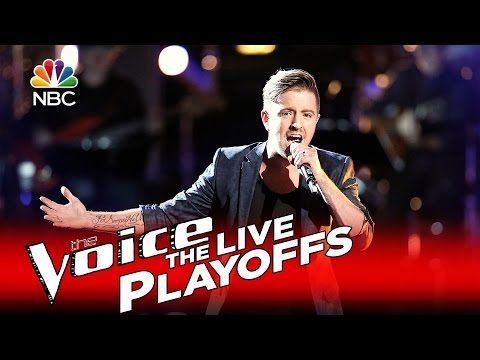[WATCH] Billy Gilman performs 'Crying' on Monday's 'The Voice' for Team Adam Levine – Goldderby