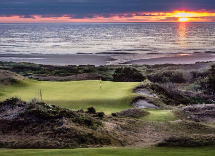 Bandon Dunes Golf Resort, Oregon, USA. #1 on my golf bucket list! Can't wait to play here!