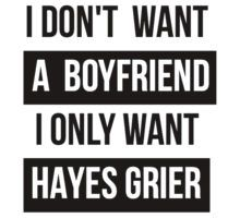 Hayes Grier: Gifts & Merchandise | Redbubble