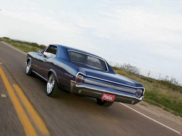 Pontiac LeMans #10