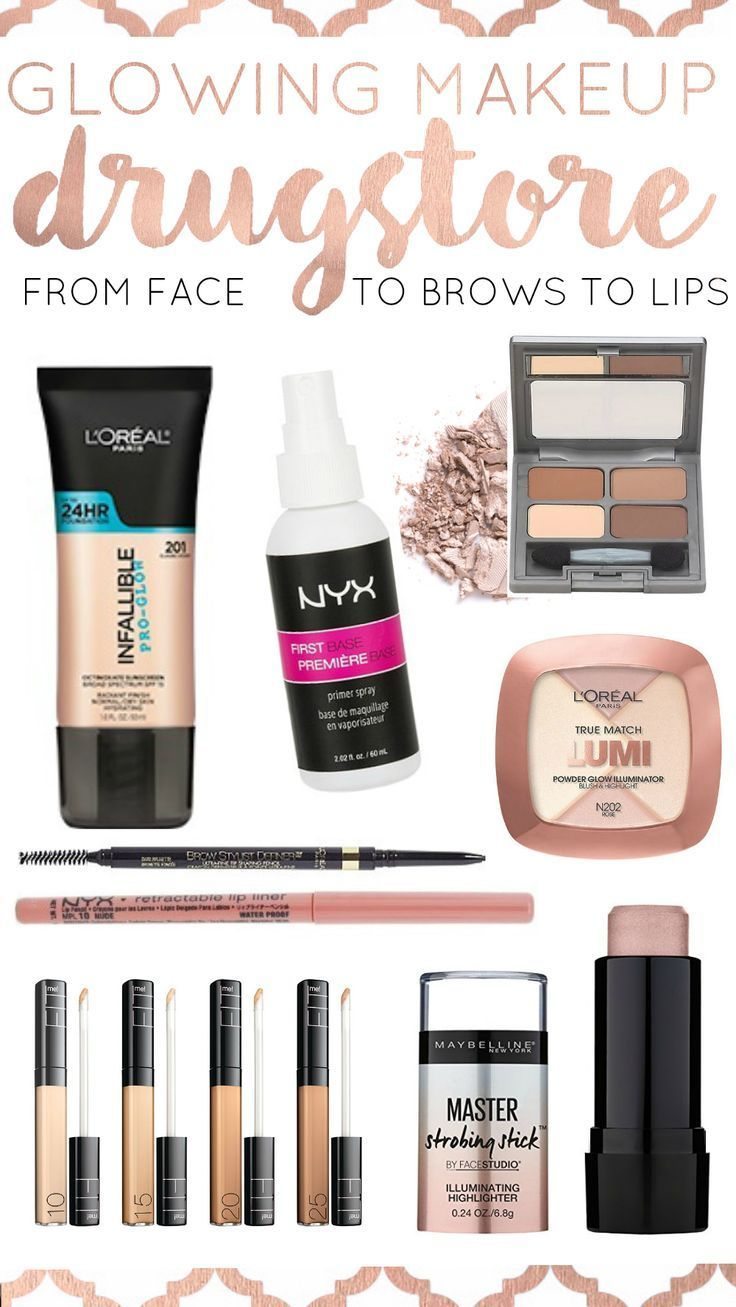 Drugstore Beauty Products: Dewy Glow