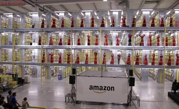 La empresa lo confirma: Amazon creará 900 empleos en el centro logístico de Illescas