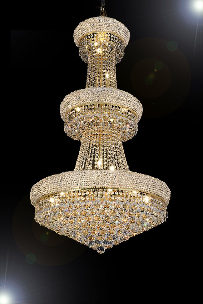 SwarovskiCrystalChandelier Crystal Chandeliers Crystal Lighting