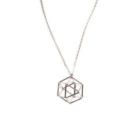 Vertex Necklace - MUIZEE