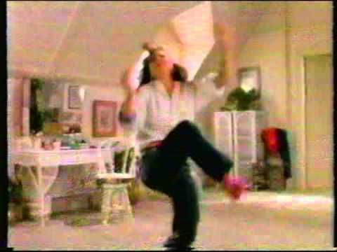 Agree Shampoo commercial (1985)... Must Watch The Pre- Elaine Dance This Chick Does!!!Bahahahaha!!!