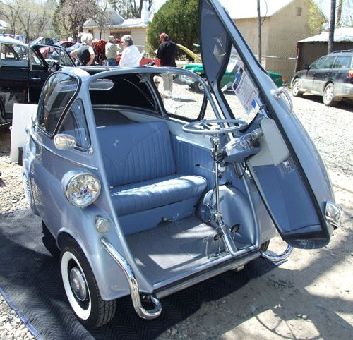 Pics 1962 Rome Isetta: 17 Best Images About BMW Isetta, BMW 600 And BMW 700 On