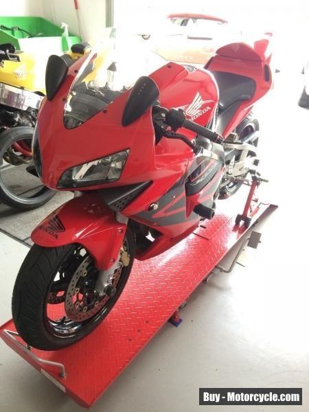 Honda CBR 600 RR supersport  #honda #cbr #forsale #unitedkingdom