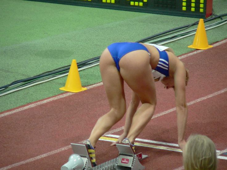 sexy track and field women nude