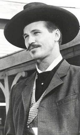 Doc Holliday...sexy