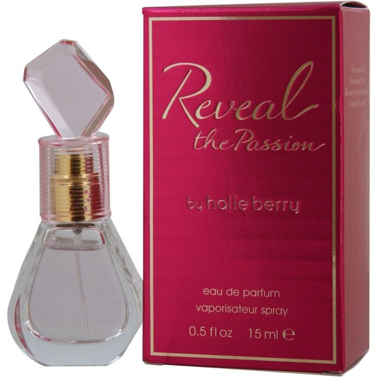 Halle Berry Reveal The Passion EDP Spray 0.5 Ounce ** See this great product. (This is an Amazon Affiliate link and I receive a commission for the sales)