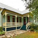 A Small Texas Farmhouse