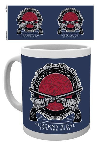 Supernatural Tasse Guns