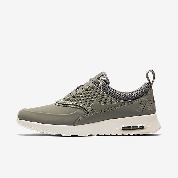 NIKE Air Max Thea Premium Leather- Air max en cuir. Click for more colors