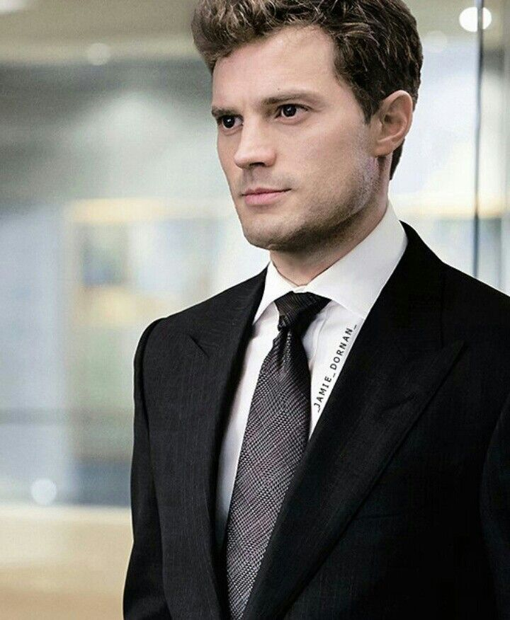 Christian grey jamie dornan fifty shades