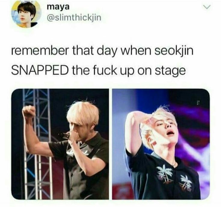 Is that Jin in the first picture? NO WAY