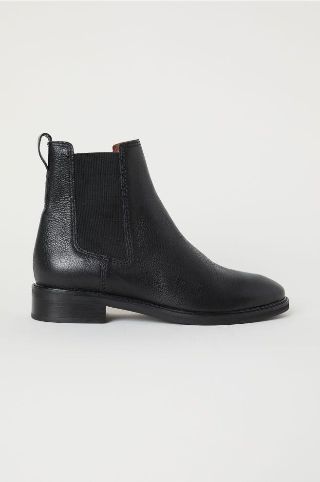 34a5955421d11 Leather Chelsea Boots ในปี 2019   รองเท้า   รองเท้า
